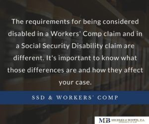 Disability Benefit Programs